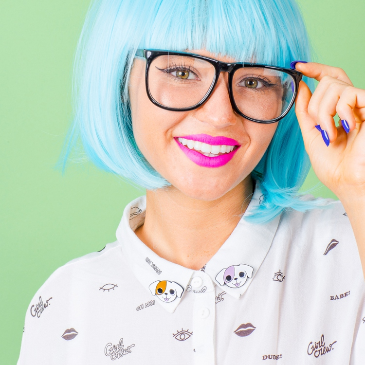 Colourful product and lifestyle photography for Punky Pins by Marianne Taylor._0001