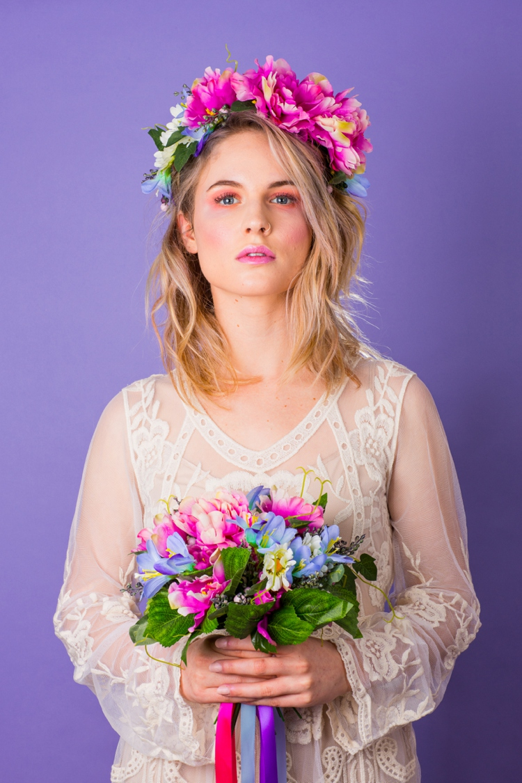 Colourful content creation for Crown & Glory. Product photography & styling by Marianne Taylor.