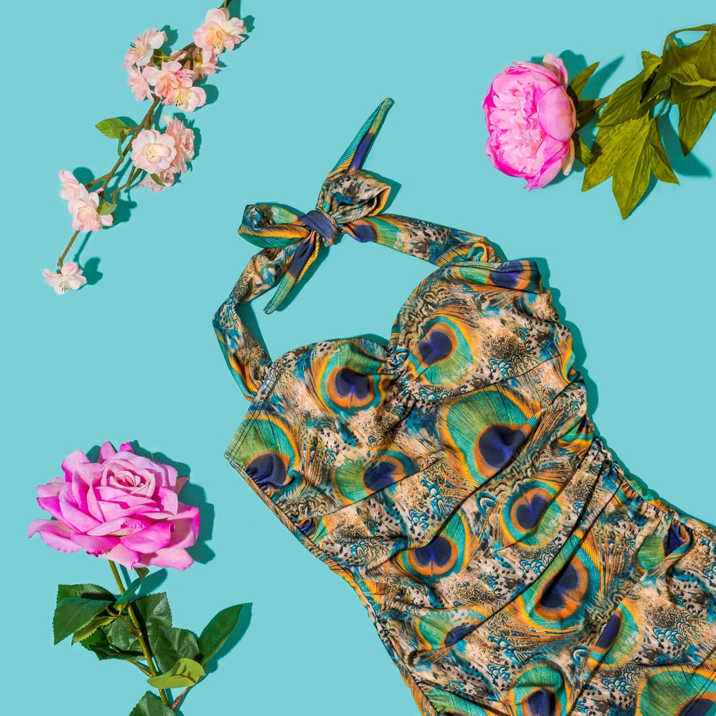 Colourful content creation for For Luna. Product photography & styling by Marianne Taylor.