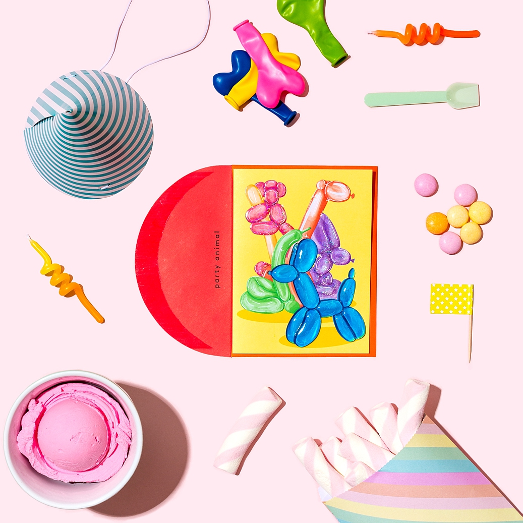 Colourful content creation for Bird & Quill by Papyrus. Product photography & styling by Marianne Taylor.
