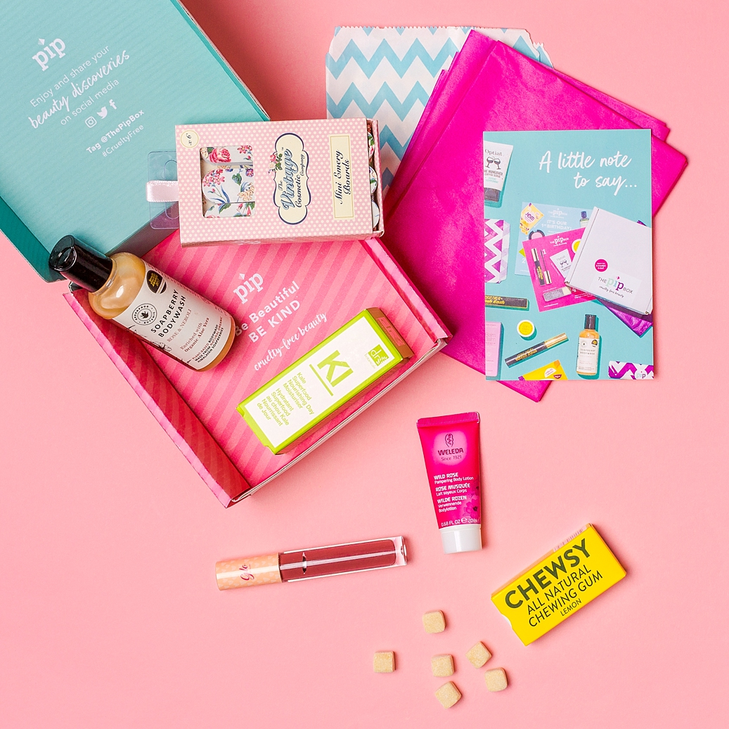 Colourful content creation for The Pip Box. Product photography & styling by Marianne Taylor.