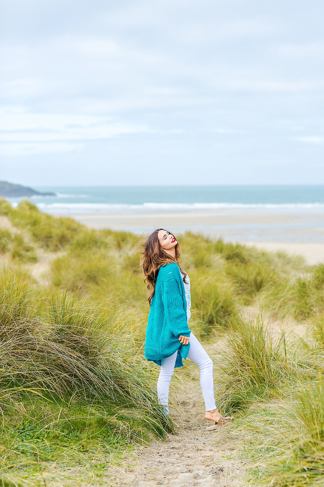 Colourful lifestyle photography in Cornwall by Marianne Taylor.