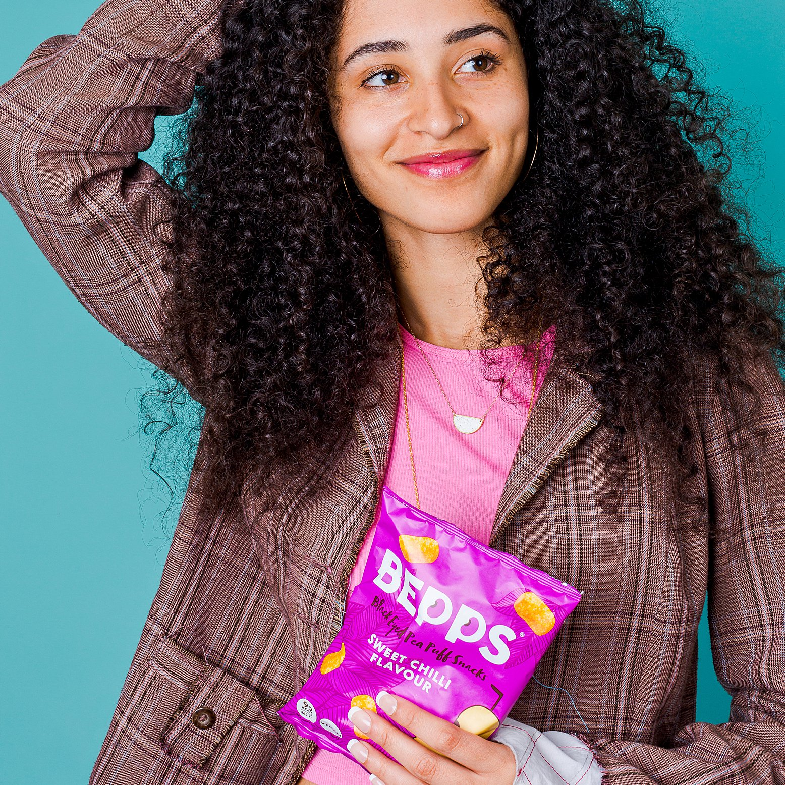 Product and lifestyle photography & content creation for Bepps Snacks. Product photography & styling by Marianne Taylor.