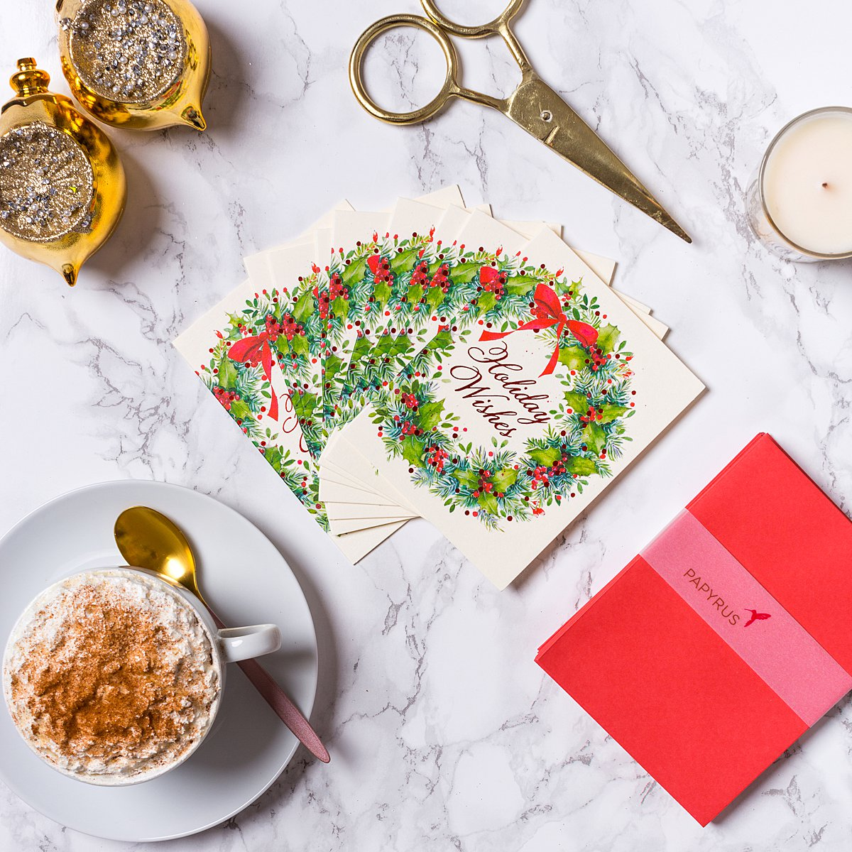 Colourful content creation for Papyrus stationery. Still life and lifestyle product photography by Marianne Taylor.