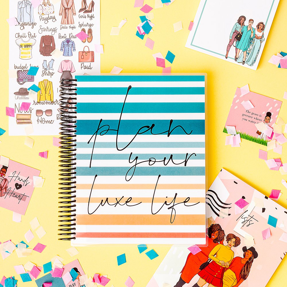 Fun product photography of stationery for Goldmine and Coco. Styled product stills photography by Marianne Taylor.