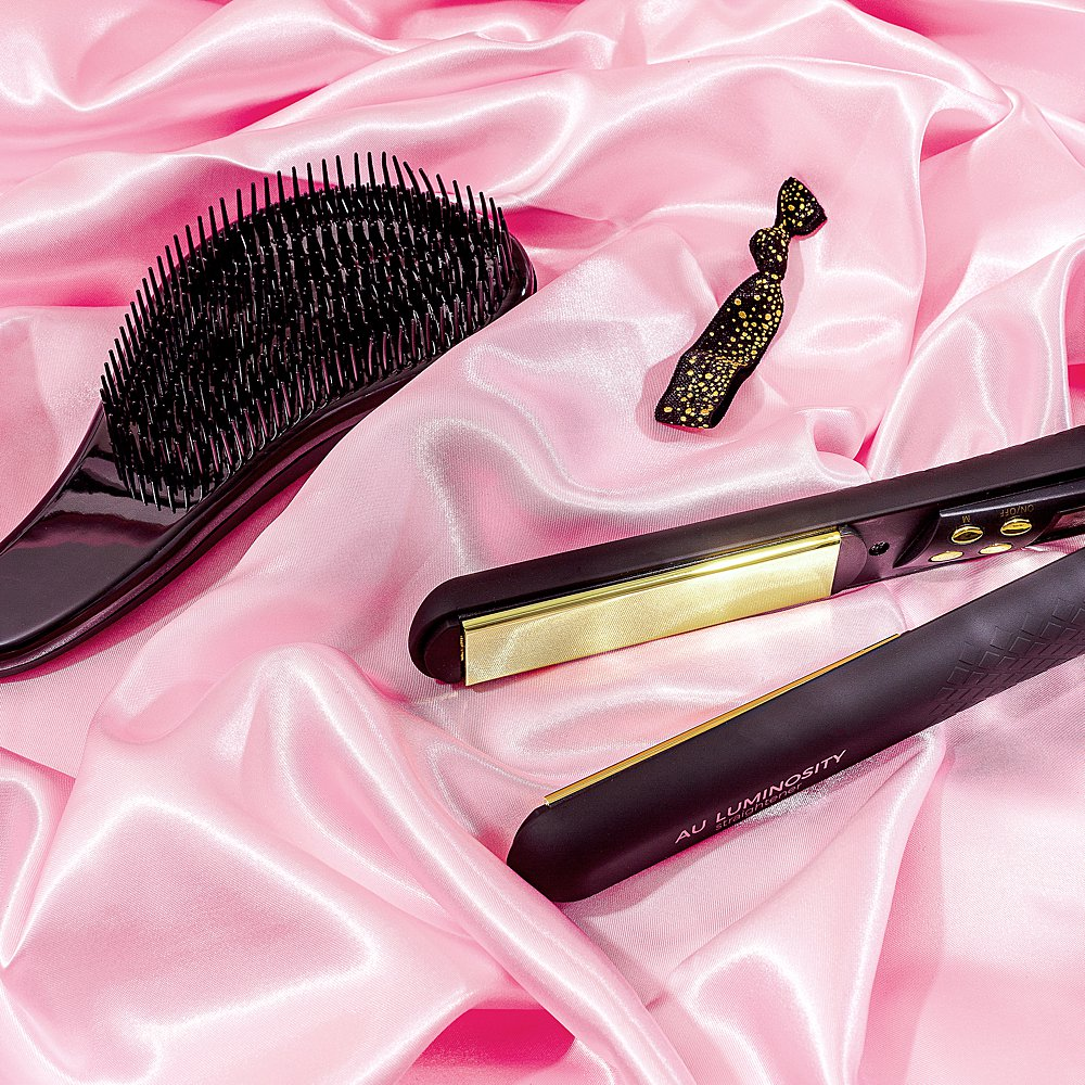 Beauty product stills for Razzl Dazzl Hair. Colourful content creation and product still life photography by Marianne Taylor.