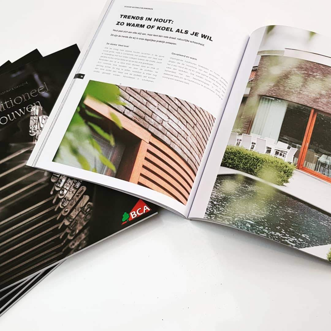 bca bouw en inspiratie magazine