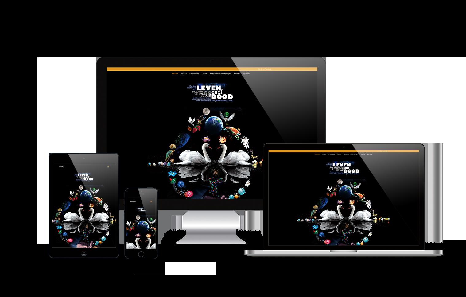 website evenement