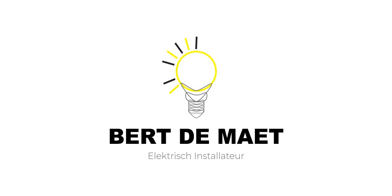 logodesign Bert de Maet