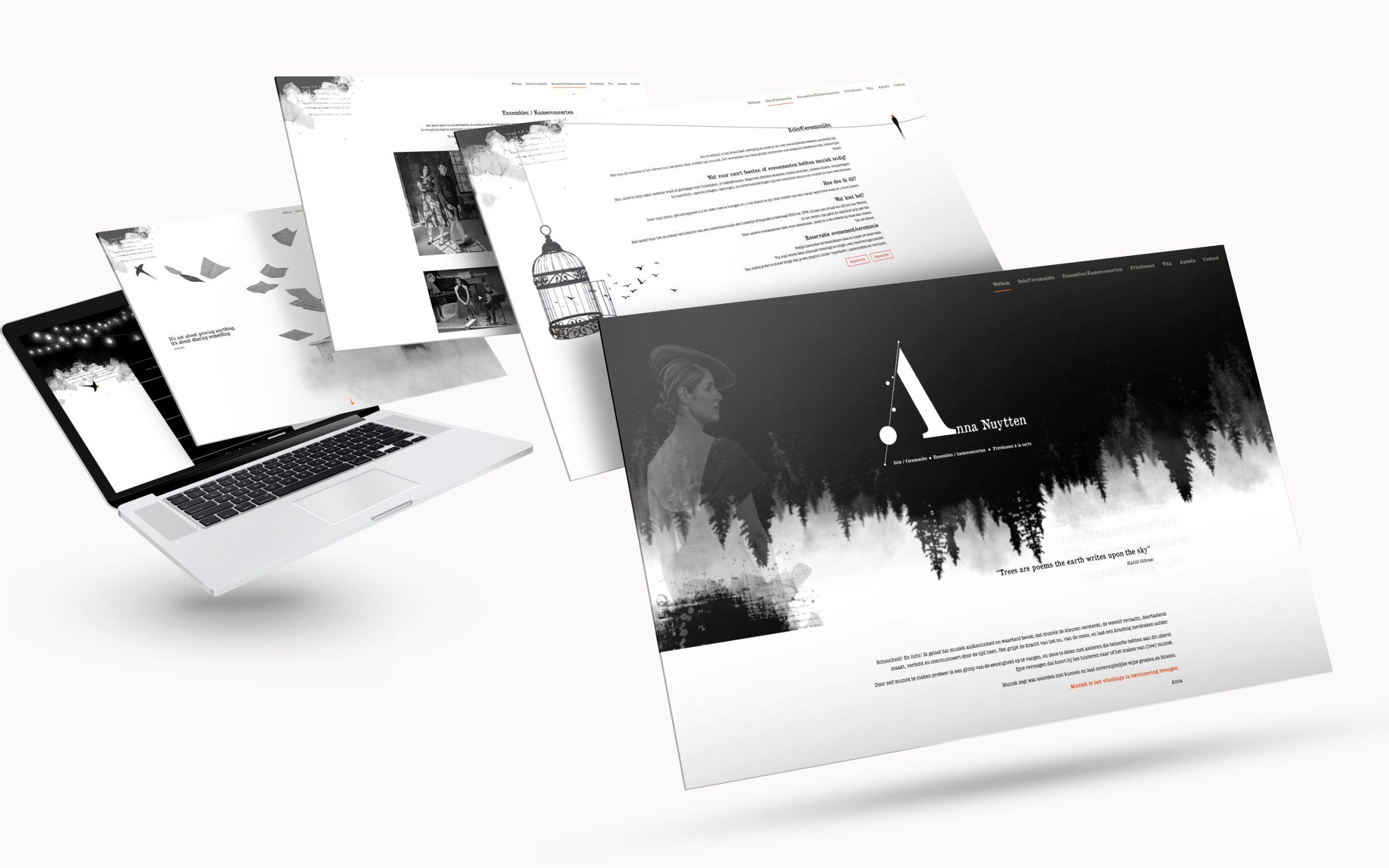 mark-up-agency-webdesing-artiest-zanger-anna-nuytten