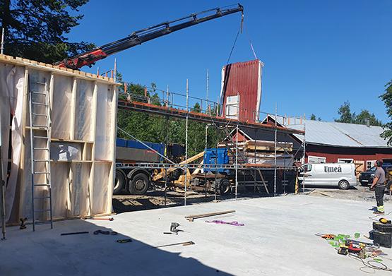 Byggtjänster i Umeå
