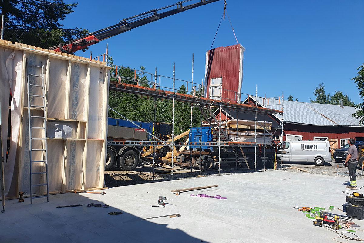 Byggfirma i Umeå