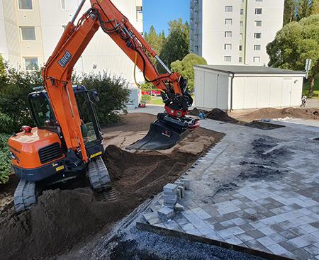 Kontakta Umeå mark och byggtjänst