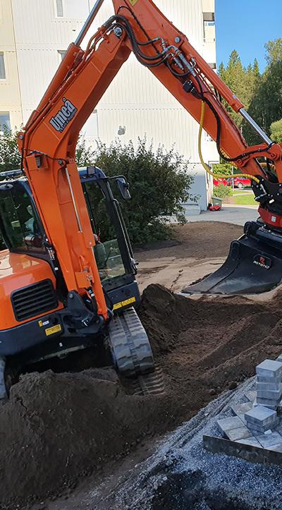 Kontakt Mark och byggtjänst i Umeå
