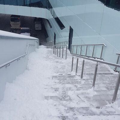 Kategori: Snöskottning under vintertid