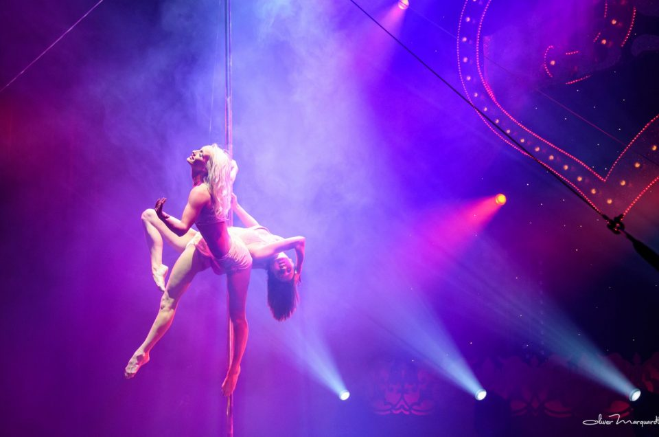 Roncalli's Burlesque Show