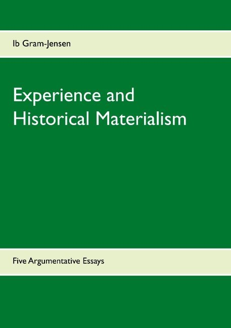 Anmeldelse: Experience and Historical Materialism