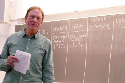 Per Durst Andersen - Videnskabsteoretiske paradigmer