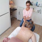 Vejrtrækning i graviditeten