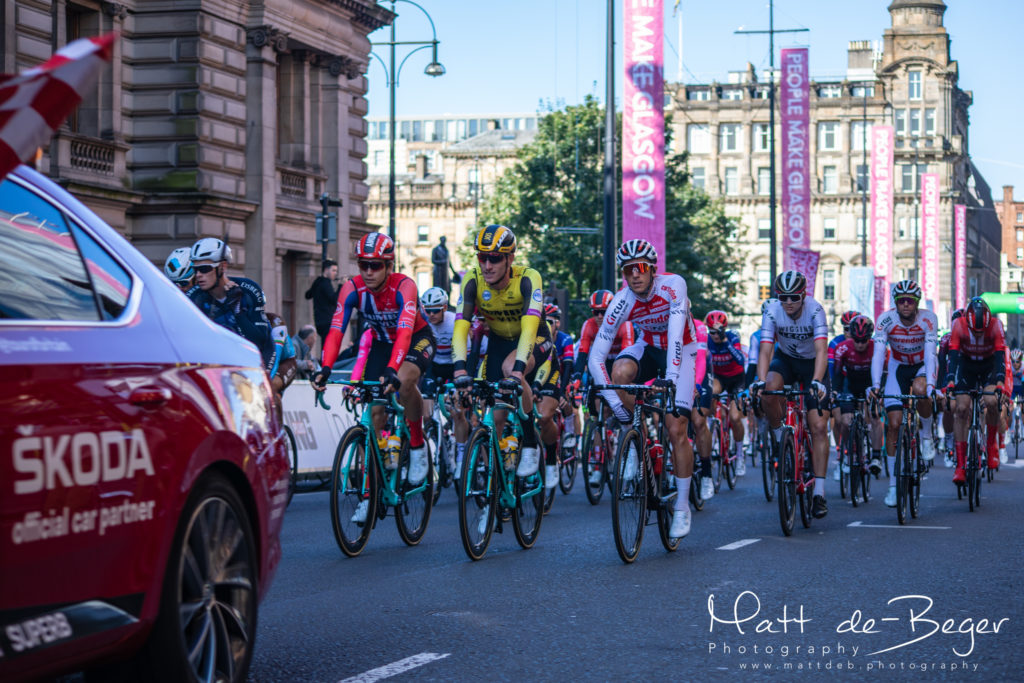 Tour of Britain 2019 Stage 1 Image