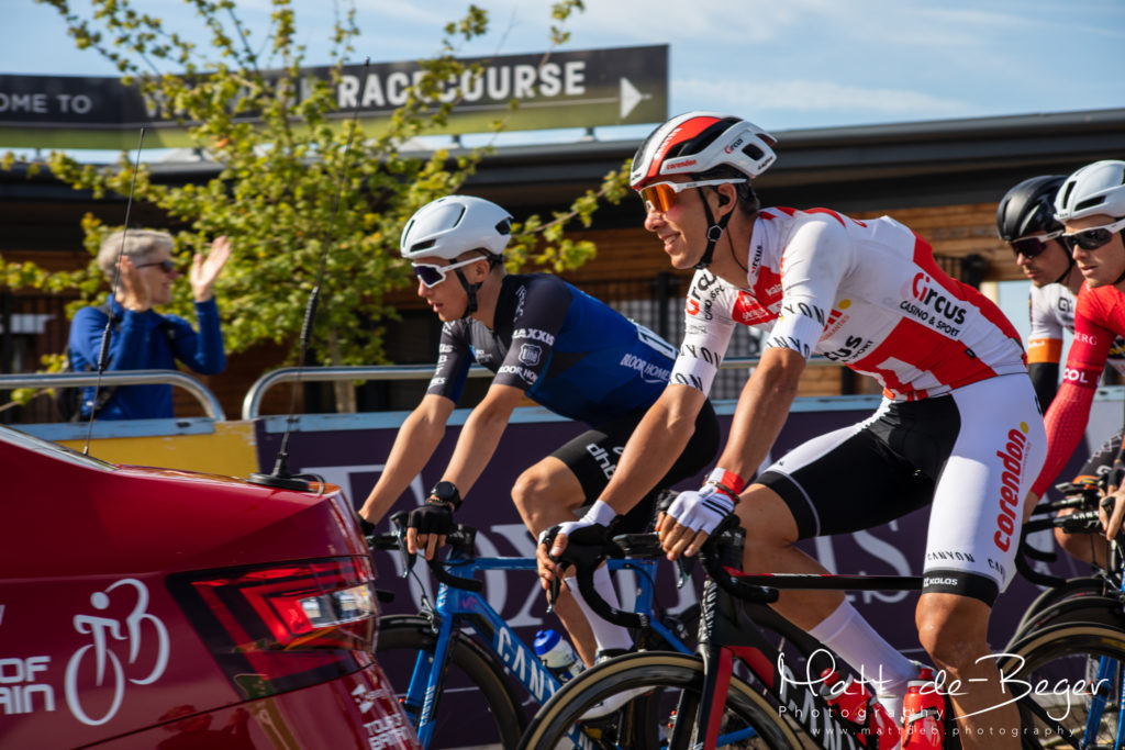 Tour of Britain 2019 Stage 7 Image