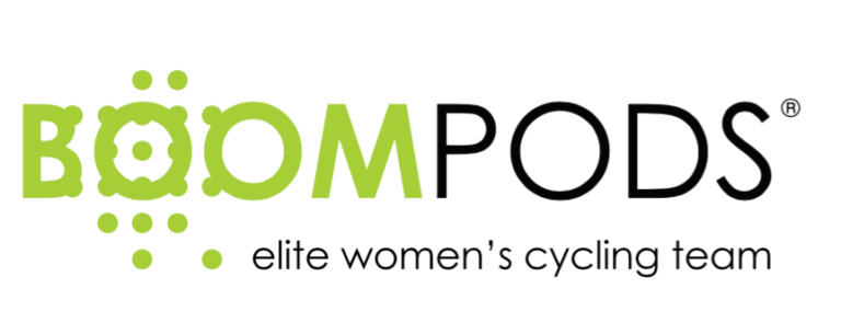 Team Boompods Cycling Logo
