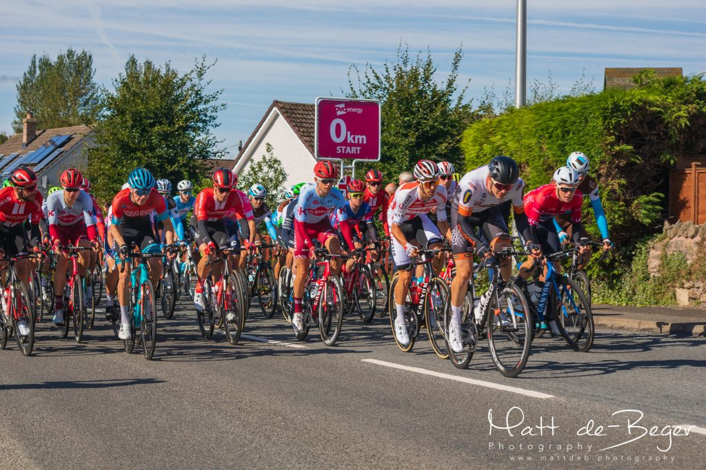 Tour of Britain 2019 Stage 2 Image by Matt de-Beger