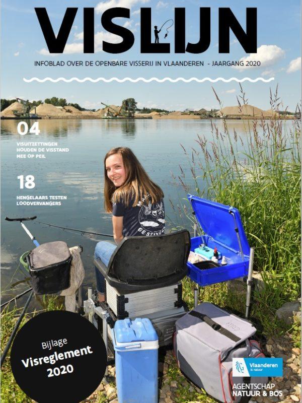 Magazine schrijven - Vislijn