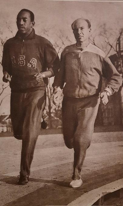 Gaston Reiff Olympische Spelen