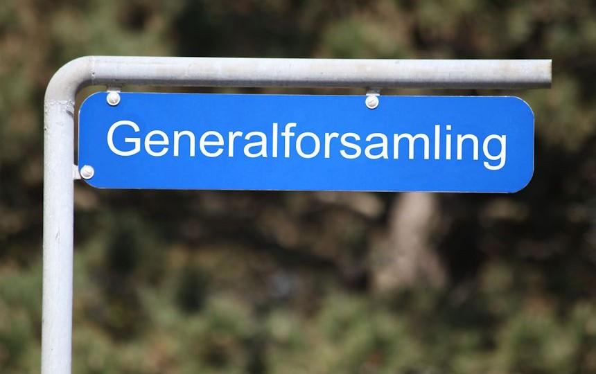 Generalforsamling i MC-Herning