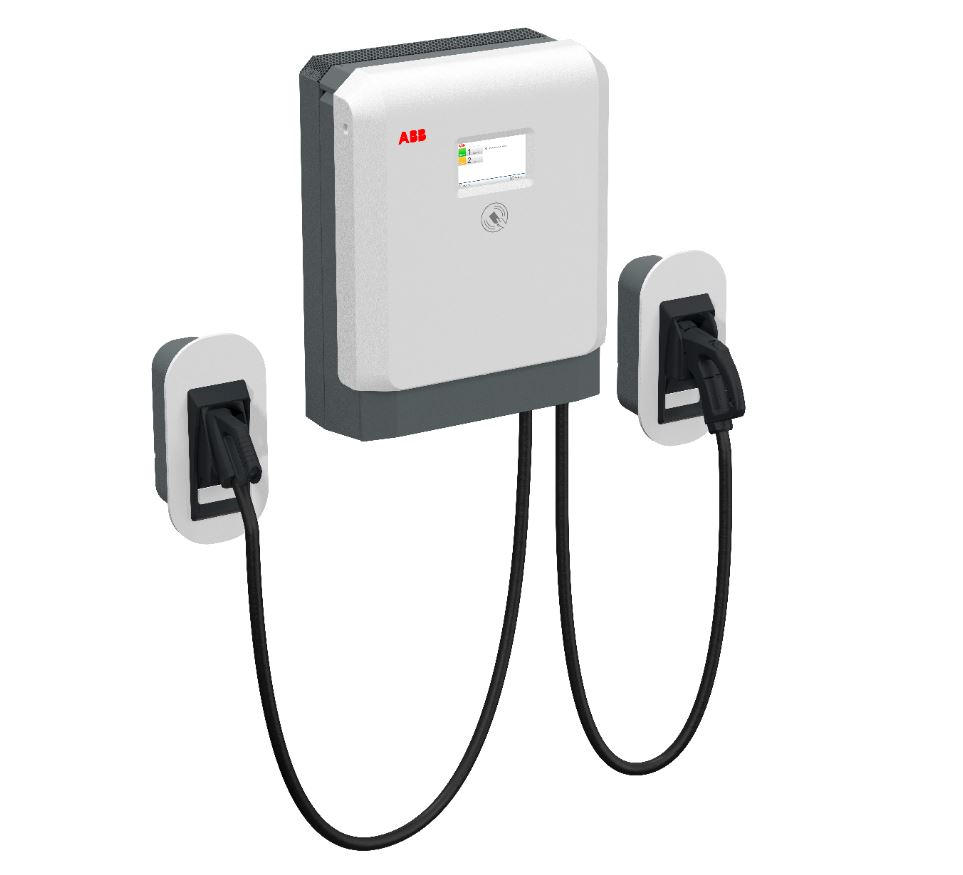 ABB Terra DC charger