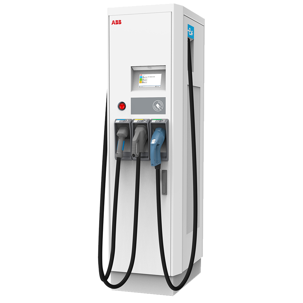 Terra rapid chargers