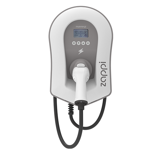 Zappi tethered charger