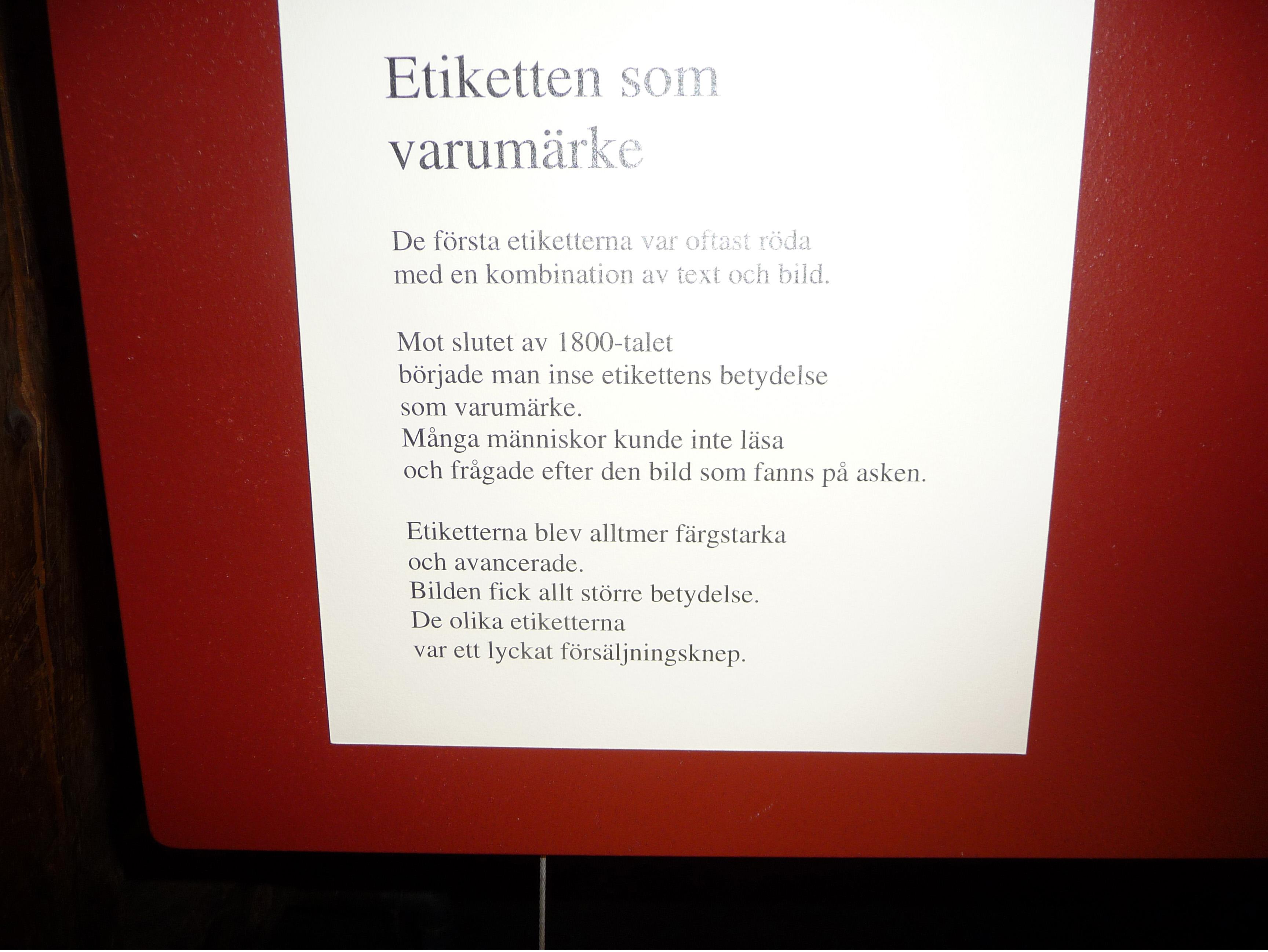 2011 Tändsticksmuseet i Jönköping - 10