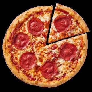 Pizza Salami Pikant