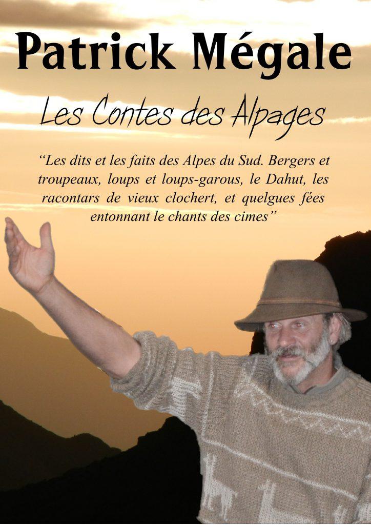 Affiche P Mégale - Contes des Alpages2
