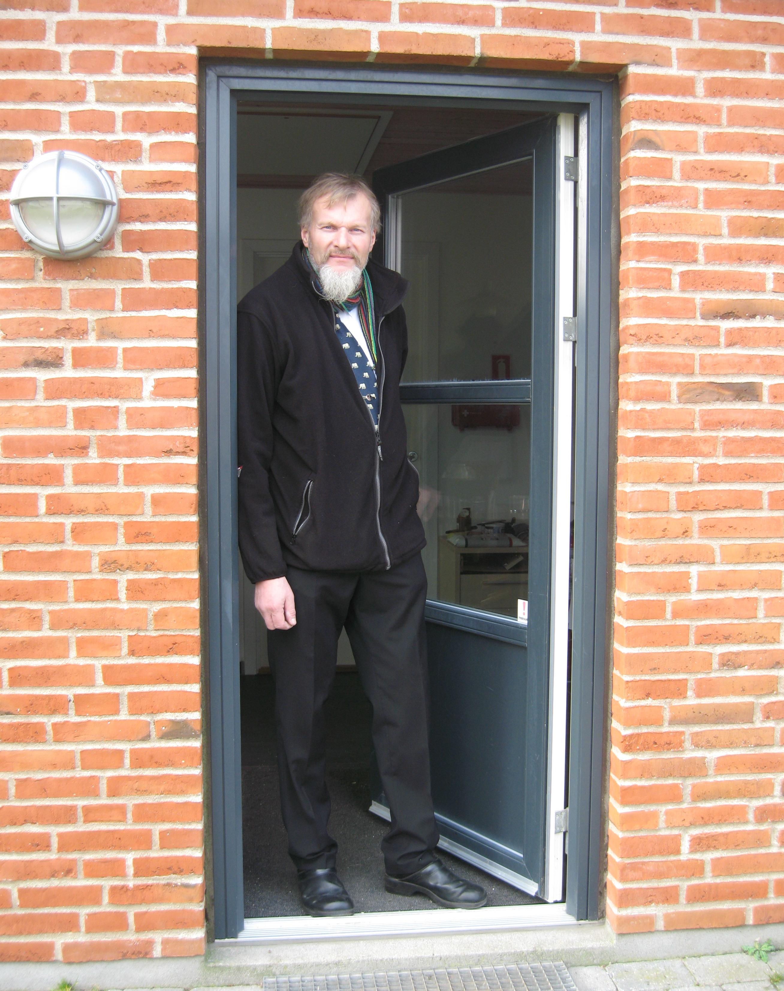 Øster Egesborg graver Henrik Pødenphant