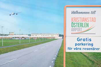 Kristianstad till Everöd