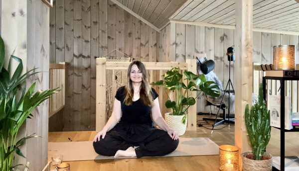 Yoga for skribenter