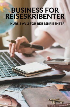 Kurs i business for reiseskribenter