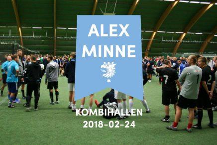 Alex Minne 2018