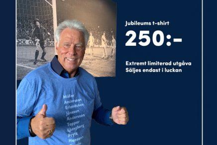 Jubileums t-shirt!