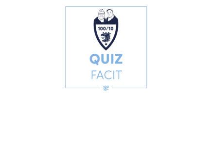 100/10 quiz – facit