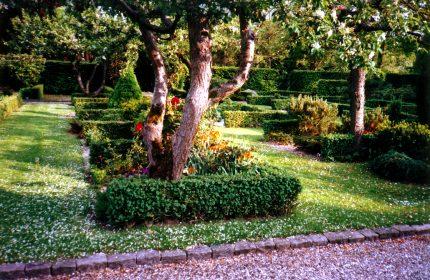 Kirkegårdens rum