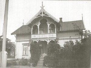Fagerheim, Ormelet.
