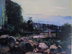 Fra Sandø.