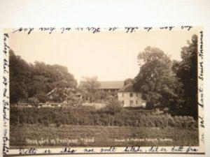 Haug gård og pensjonat 1934