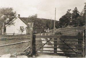 Mågerøveien v. Andreas Torgersens hus