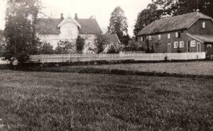nr. 13, bnr. 2 Skauen gård ca. 1920