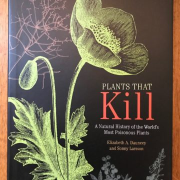 Today's arrival by post, Plants That Kill